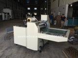 Sin cola / Agua Base / caliente / fría BOPP térmica lamina de la película de la máquina (laminación)
