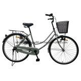 女性のためのSHCB334 26インチ鋼鉄都市バイク