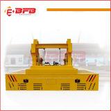 Vagone di trasporto motorizzato diretto di industria pesante della fabbrica con l'interruttore di limite