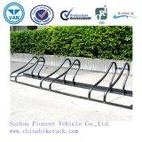 Revestimento a pó ao ar livre de alta qualidade Rack de estacionamento de bicicletas