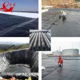 HDPE Geomembrane de doublure d'étang d'exploitation de pisciculture