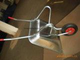 Гальванизированная тачка Wb5204 подноса для сада