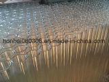 Tubo de cristal del indicador del flujo