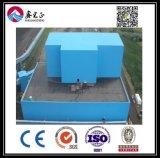 Structure en acier de construction de l'atelier mobile (BYSS005)