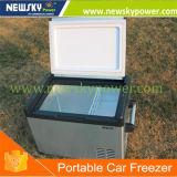 do refrigerador solar do veículo do refrigerador de 70L DC12V24V congelador Refrigerating de congelação & refrigerando do estilo do compressor para o motor do carro