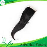 7A 급료 부속품 여자를 위한 인도 Virgin 사람의 모발 가발