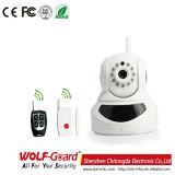 Videocamera di WiFi e sistema di allarme in un'unità con gli accessori dell'allarme