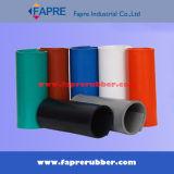 Sr / NBR / SBR / EPDM / Nr / Cr / Viton / Folha de borracha de silicone em rolo.
