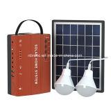 sistema ao ar livre 10W & Home solar com luz 4 (RS9001)
