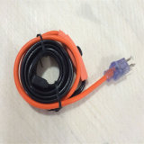 Rohr-Heizkabel des Wasser-220V mit energiesparendem Thermostat