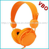 Auscultadores de alta qualidade com microfone e controlo de volume