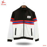 Healongの上の販売の体操の摩耗の方法屋外の明白なトラックスーツのジャケット