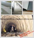 Het homogene Waterdicht makende Membraan van pvc van de Tunnel