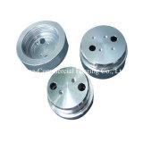 Pezzi meccanici d'acciaio di alluminio lavoranti di CNC della lega dell'acciaio inossidabile di abitudine