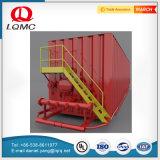 Örtlich festgelegtes Frac Becken, für Gebrauch in der Öl-und Gas-Industrie, für Wasserbehandlung und Bergbau oder Spülschlamm