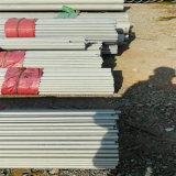 SUS 201 geschweißtes Gefäß des Edelstahl-304 Rohr