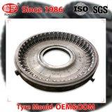 CNC Semi-Steel neumático radial de batería de acero moldes, moldes de neumáticos de coche