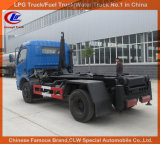 5m3ロールオフのガーベージの屑のトラックのための油圧ホックの上昇システム