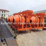 500L Diesel Concrete Mixer com Hoist Sliding Hopper (RDCM500-16DHS)