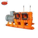 La minería subterránea / Minería cabestrante cabrestante rascador malacate eléctrico