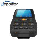 Jepower Ht380Kの手持ち型の8コア高速データ収集のアンドロイド6.0 PDAのバーコードのスキャンナー
