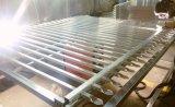 Панели загородки обеспеченностью Contruction стальные