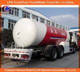 20m3 10ton LPG Dispenser Mobile Cylinder Filling Bobtail Truck