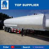 Aço Carbono Titan 60000 litros de combustível do reboque-cisterna para venda