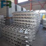 Perforierter galvanisierter Stahlaufbau-Baugerüst-Metallvorstand