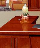 최고 보스 행정실 호화스러운 큰 책상