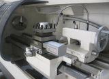 China diferentes materiais de alta eficiência Tornos CNC CK6140A