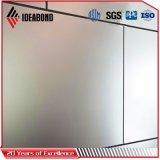 Panneautage de mur composé en aluminium du panneau 4ftx8FT Inteor de polyester (noir d'AE-39A)