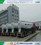 Gli assi di prezzi bassi 3 ammassano serbatoio del cemento, 40m3 asciugano il rimorchio all'ingrosso del serbatoio del cemento