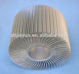 カスタマイズされた中国の製造者のアルミニウムプロフィール脱熱器