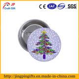 Motif de l'arbre de haute qualité personnalisés insigne métallique