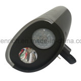 En la pared Solar 3W FOCO LED Sensor PIR