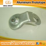 Douane Plastic POM en PTFE die CNC het Snelle Prototype van Delen machinaal bewerken