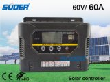 Suoer 60V 60A情報処理機能をもったデジタル表示装置の太陽エネルギーの充電器のコントローラ(ST-W6060)