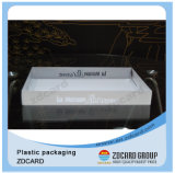 UV коробка пластичный упаковывать офсетной печати