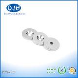 De werkelijk Sterke N48 Magneet van de Ring voor de Component van de Spreker