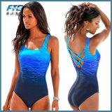 Casquilhos inteiriços, Swimsuit grossista calções personalizados com rótulo privado