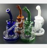 Multi-Layer Filtratie Gerecycleerde het Roken van de Tabak van de Pijp van het Glas Pijp