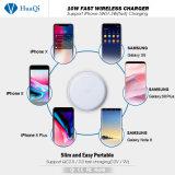 Bewegliche Qi-drahtlose bewegliche Aufladeeinheit für iPhone 8/8 Plus/X