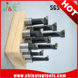 Carbide Getipte Boorstaven door Staal met Uitstekende kwaliteit 10mm