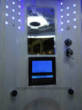 TV (901)が付いている贅沢なサーフのマッサージおよび蒸気のシャワー