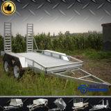 DOT Approved Tractor Tipper Trailer avec meilleure qualité