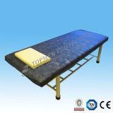 Folha de cama descartável para uso hospitalar, folha de cama impermeável não tecida com capa de travesseiro