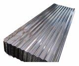 亜鉛コーティングの波形鉄板の金属の屋根ふきシート