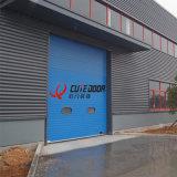 視覚Windowsが付いている部門別の標準上昇の産業ドア