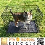 Stahlineinander greifen-Hundefall-Haus